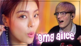 Ailee(에일리) _ Room Shaker REACTION!!