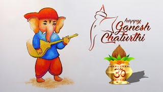 Happy Ganesh Chaturthi Status 2020 || Vinayaka Chavithi || Ganpati Bappa Whatsapp Status wallpaper