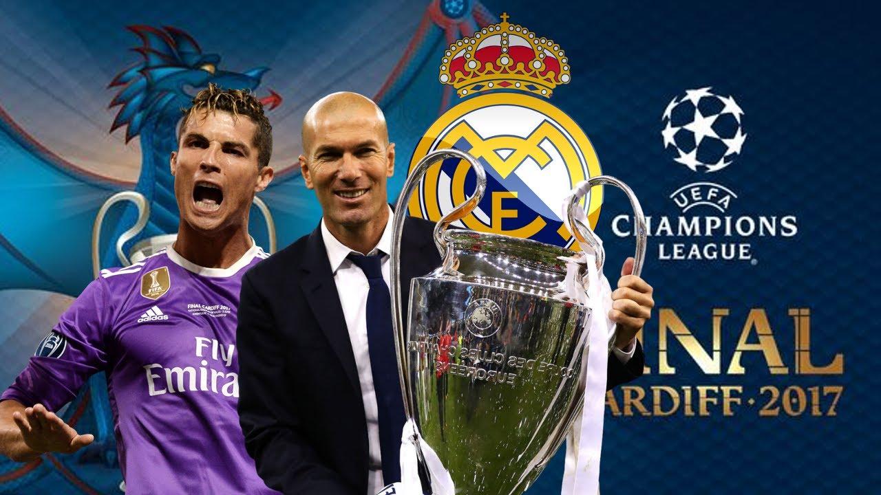Letzte Champions League Sieger