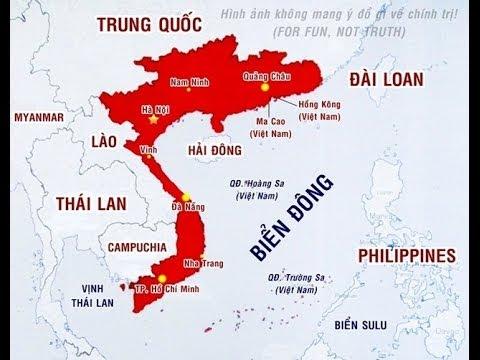 Lưỡi bò của Trung Quốc hay đầu rồng của Việt Nam? (FOR FUN, NOT TRUTH)