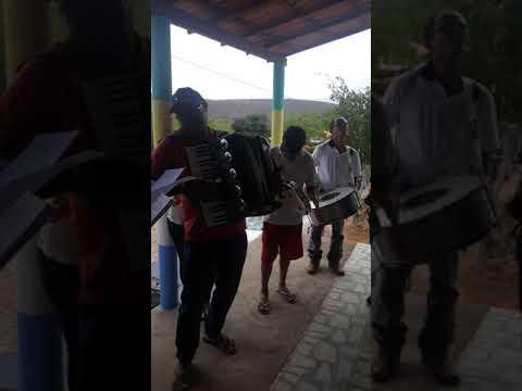 Reis no Brejo de Abaira, Bahia, Brasil