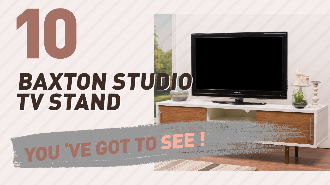 Baxton Studio Tv Stand New Popular 2017 Youtube