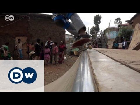 Skating dreams – empowering kids in Ethiopia | DW News