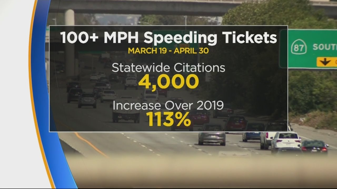 CHP SPEEDING CRACKDOWN: CHP launches Memorial Day Weekend maximum ...