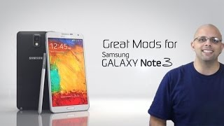 Great XDA Mods For Your Samsung Galaxy Note 3