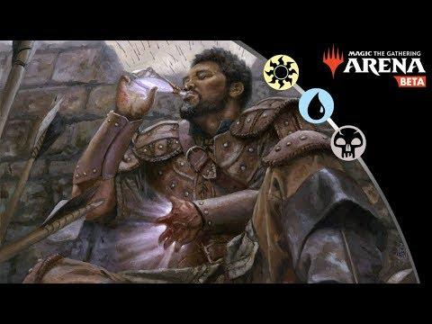 Esper Primal Amulet Storm Combo - MTG Arena Gameplay and Deck Guide