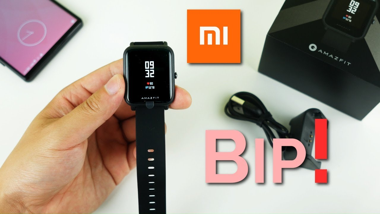 Xiaomi Amazfit Bip Unboxing! Amazfit Smartwatch 2 Review coming ... 0ee4f339502