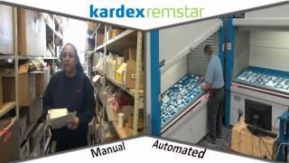 automated vs manual parts picking