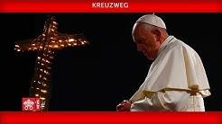 Kreuzweg 10 April 2020 Papst Franziskus
