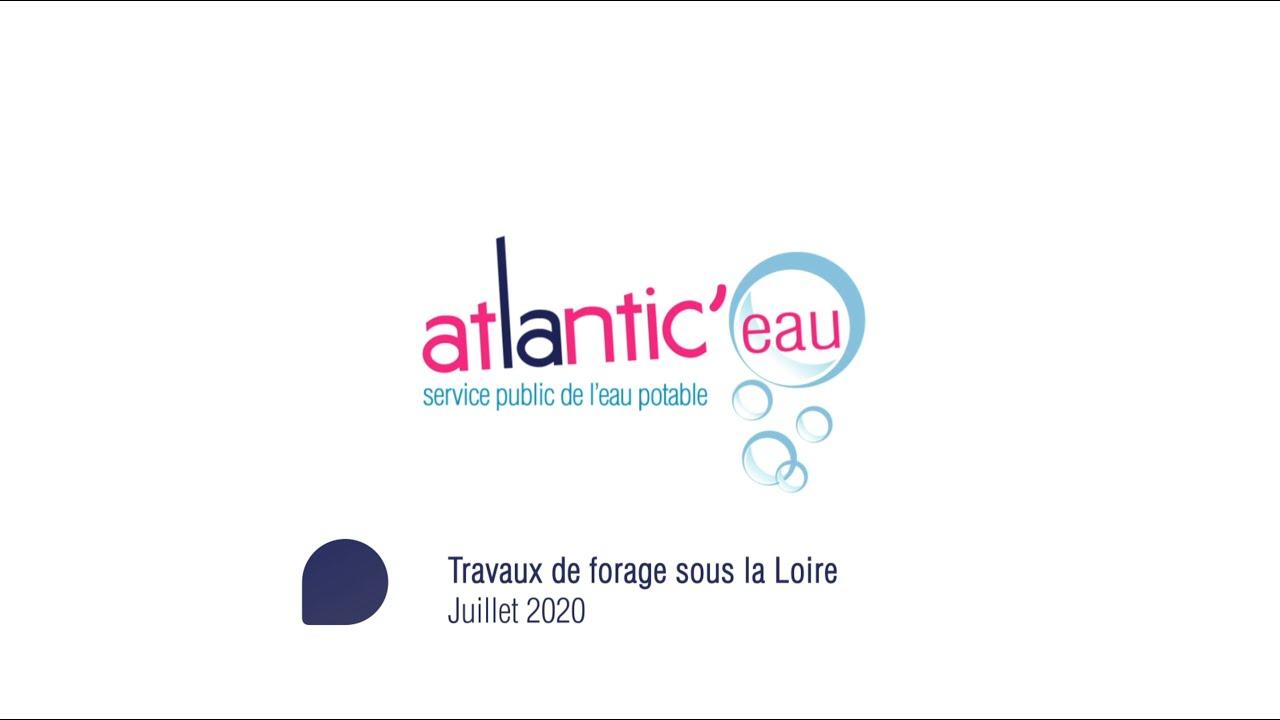 Lancement des travaux pour Atlantic'Eau