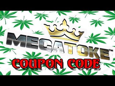 Megatoke Review plus COUPON CODE Portable Combustion Vape Style Pen Smoke Sesh
