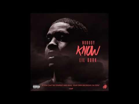 Lil Durk - Nobody Know (Instrumental) [Prod by ChopsquadDJ]