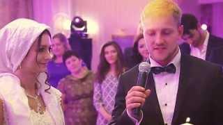 Свадебное видео в Алматы. Свадебный клип Игорь и Мария 2 октября