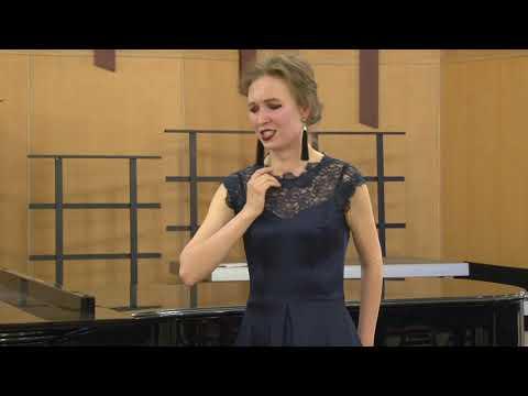 """Aria Di Contessa """"Porgi Amor"""" Mozart """"Le Nozze Di Figaro"""" Anna Suslova, Armine Gevorkyan"""