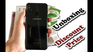 Unboxing Leagoo S9 5.85 Inch HD+ 19:9 Android 8.1 Face Unlock 4G Smartphone Review Price