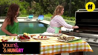 Young & Foodie - Gabi's Grill (feat. Aimee Carrero)