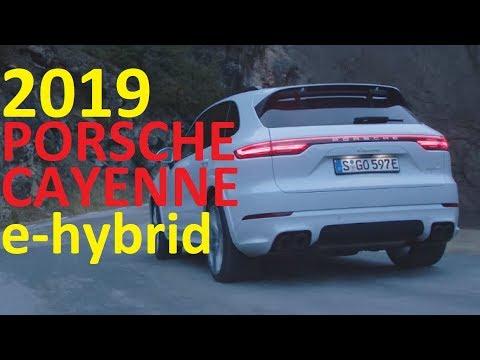 2019-porsche-cayenne-e-hybrid-|-first-look
