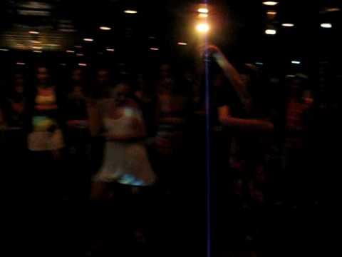 Tyrrell Middle School Girl's Dance Off 2009