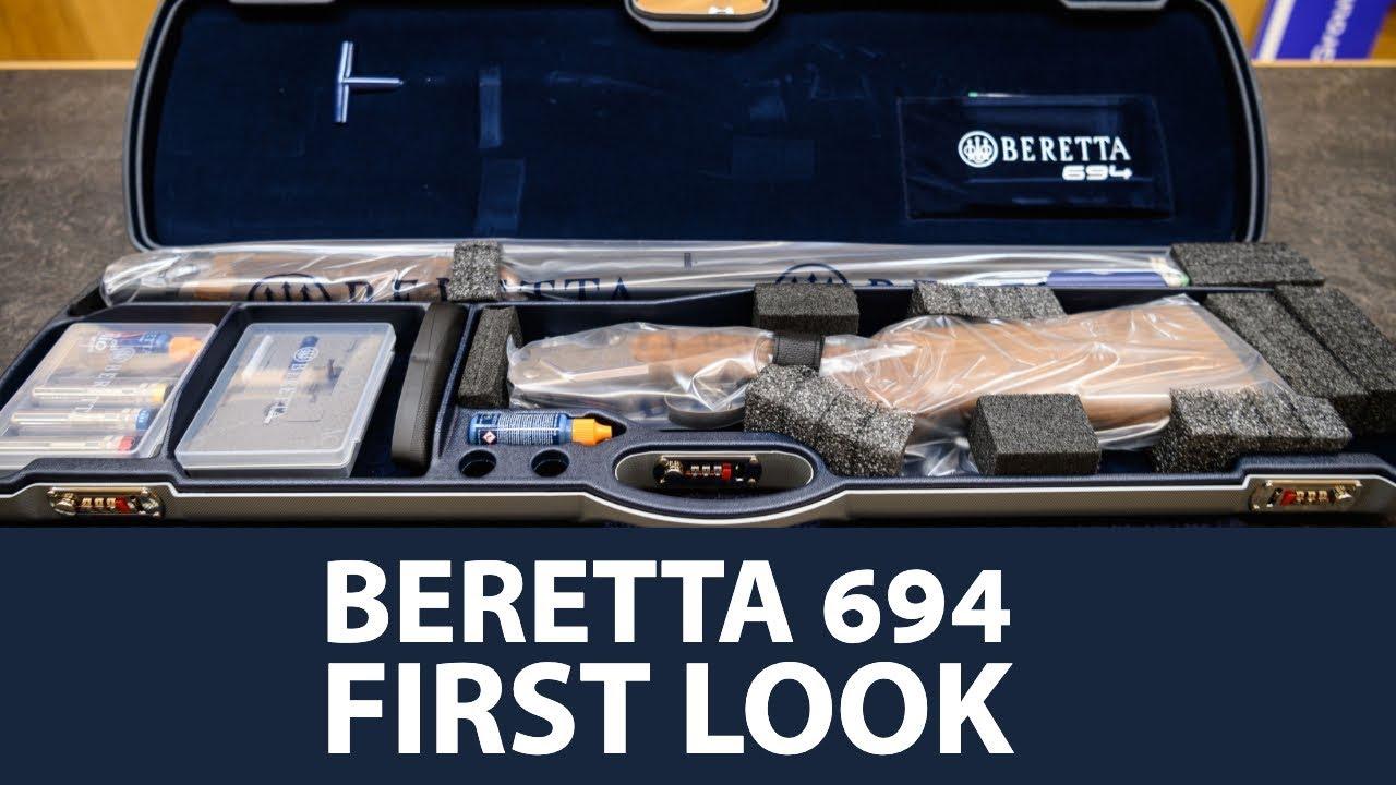 Download Beretta 694 First Look.