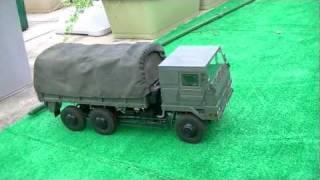 1/13 自衛隊73式大型トラック 73type heavy-duty truck