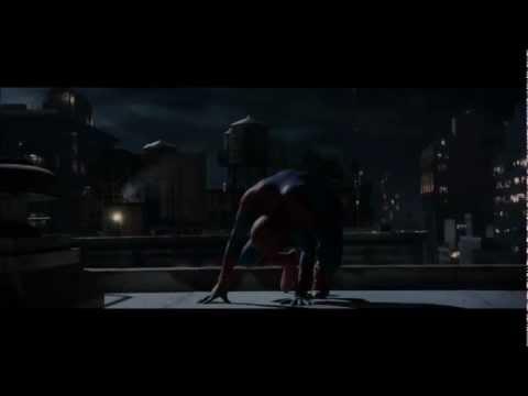 The Amazing SpiderMan: The Best  HD Crane