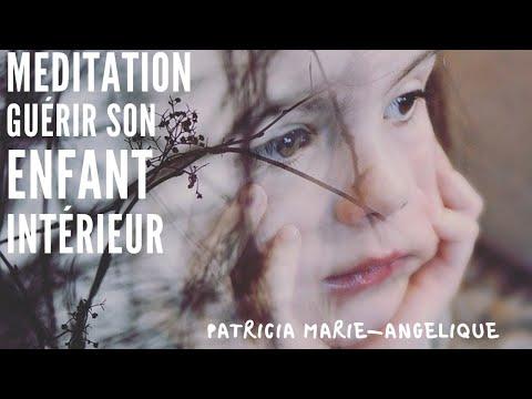 Méditation pour guérir SON ENFANT INTÉRIEUR, blessures d'enfance
