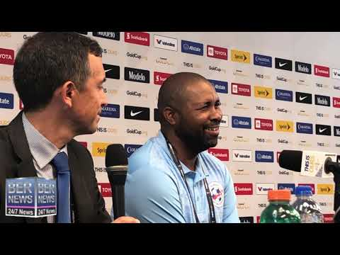 Coach Kyle Lightbourne After Match vs Costa Rica, June 20 2019