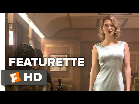Spectre Featurette  The Bond Women 2015  Léa Seydoux, Monica Bellucci Movie HD