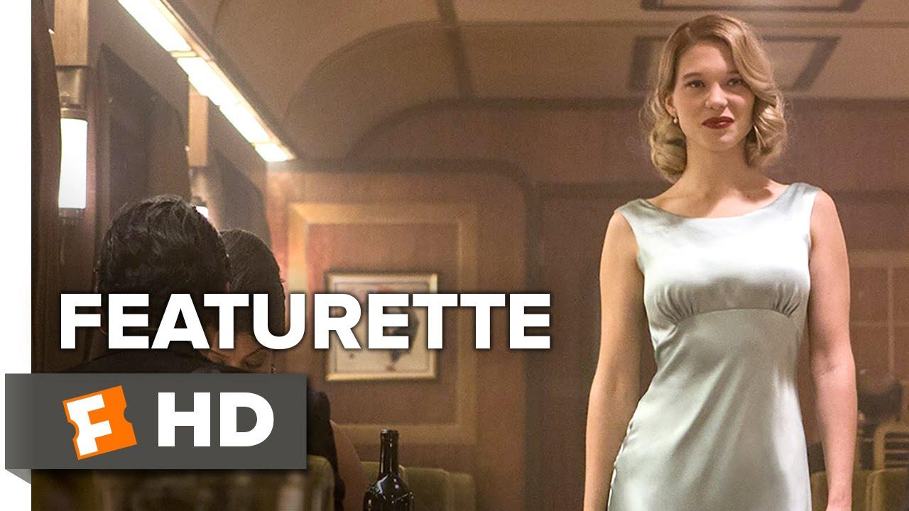 Spectre Featurette The Bond Women 2015 Lea Seydoux Monica Bellucci Movie Hd Youtube