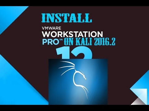 Install Kali Linux 2017.2 + VMware Workstation pro 14 + VMware Tools + Update and Upgrade ...