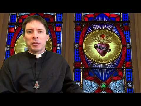 When The Fear Of Hell Lifted - Fr. Mark Goring, CC