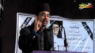 Maulana Abbas Irshad Naqvi | Taziyati Jalsa Ba-Yaad Khateeb-e-Akbar Maulana Mirza Mohammad Athar