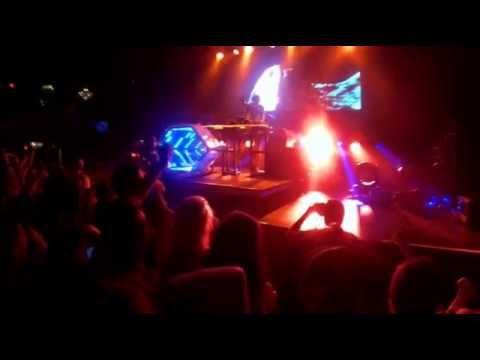 Flume live show @ Boston - 2014