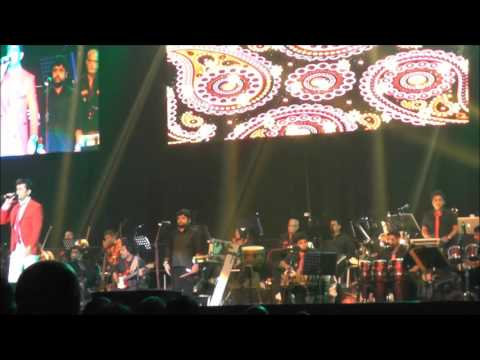 Sonu Nigam - Qawwali Medley live in the Netherlands