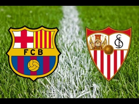 Fc Barcelona vs Sevilla 2016 - Ivan Rakitic Winning Goal!!!