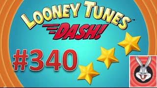Looney Tunes Dash! level 340 - 3 stars - looney card