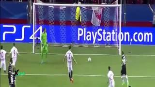 Video Gol Pertandingan Sevilla vs Borussia Monchengladbach