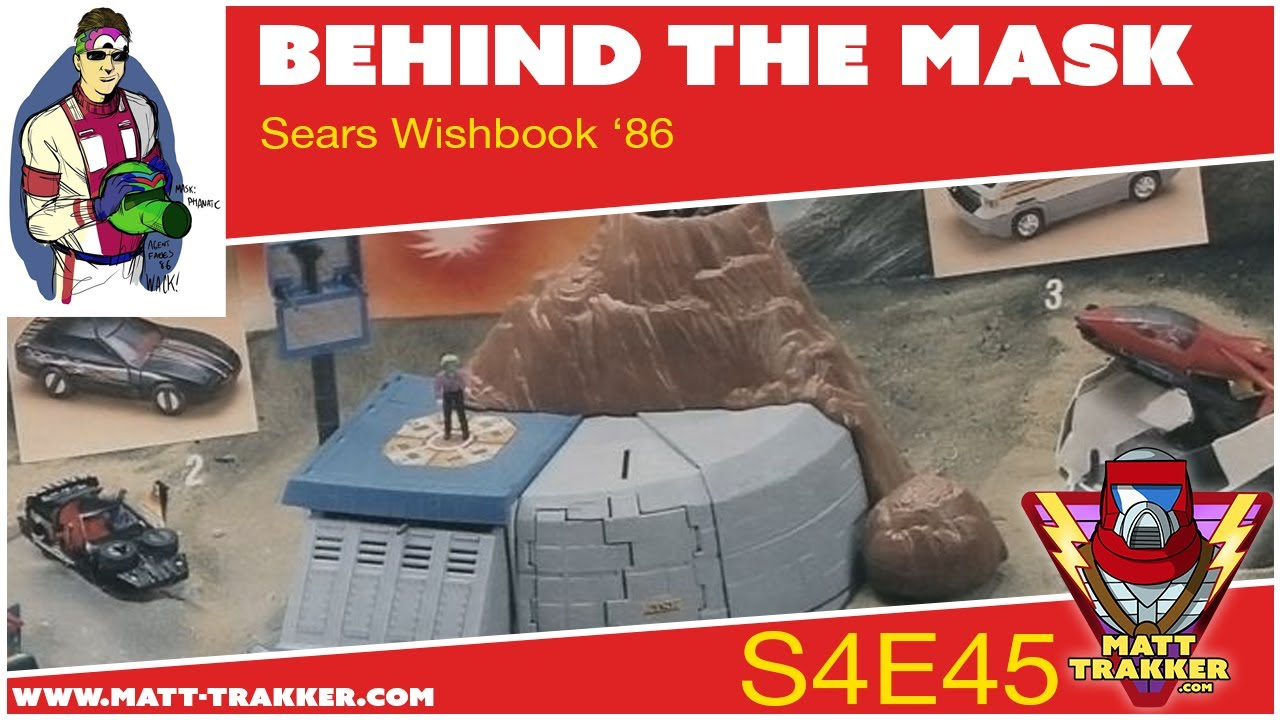 Sears Wishbook '86: S4E45