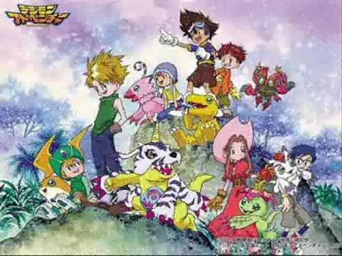 Digimon Canciones