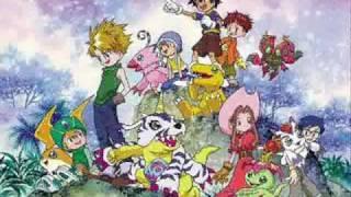 Repeat youtube video Digimon Canciones