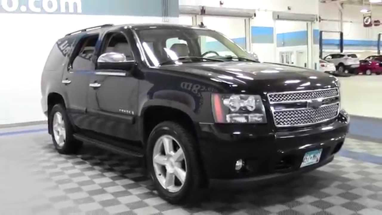 2007 chevrolet tahoe ltz 2g150356b youtube. Black Bedroom Furniture Sets. Home Design Ideas