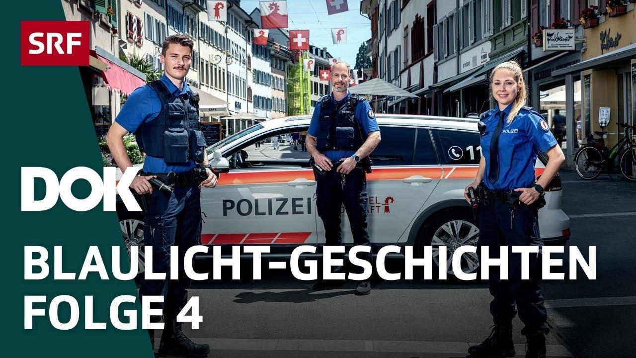 Download Unterwegs mit der Polizei – Die Abschlussprüfung | Doku | SRF Dok