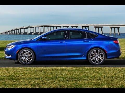 2015 Chrysler 200 Start up and Review 3.6 L V6