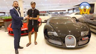 Buying my First Bugatti !?!