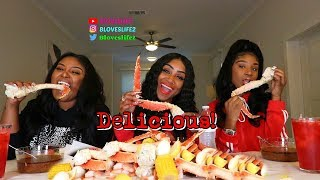 Seafood Boil with The Taylor Girlz
