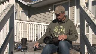 Caring for Your Lowa Boots