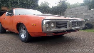 How A Few Upgrades Got This '72 Dodge Charger Back On The Road