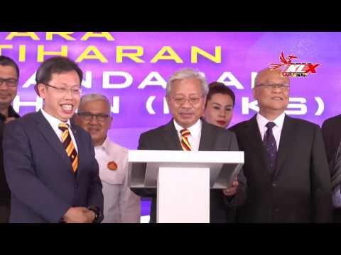 Majlis Perasmian Majlis Perbandaran Kota Samarahan (MPKS)