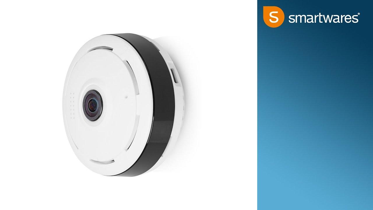Smartwares C360IP 360° IP camera indoor | Smartwares