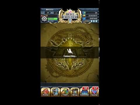Brave Frontier Mod With Xmodgames